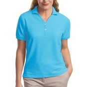 Ladies 100% Pima Cotton Polo