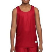 Youth PosiCharge™ Mesh Reversible Tank