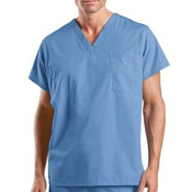 Reversible V Neck Scrub Top