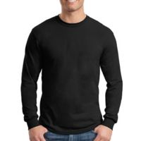 Heavy Cotton ™ 100% Cotton Long Sleeve T Shirt Thumbnail