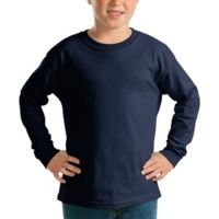 Youth Ultra Cotton ® Long Sleeve T Shirt Thumbnail